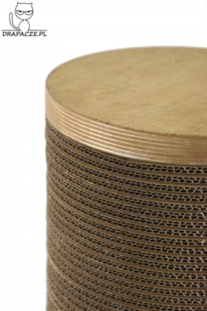 TUBE 20 scratching post (50cm base)
